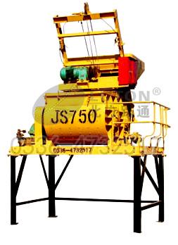 JS系列砼搅拌机
