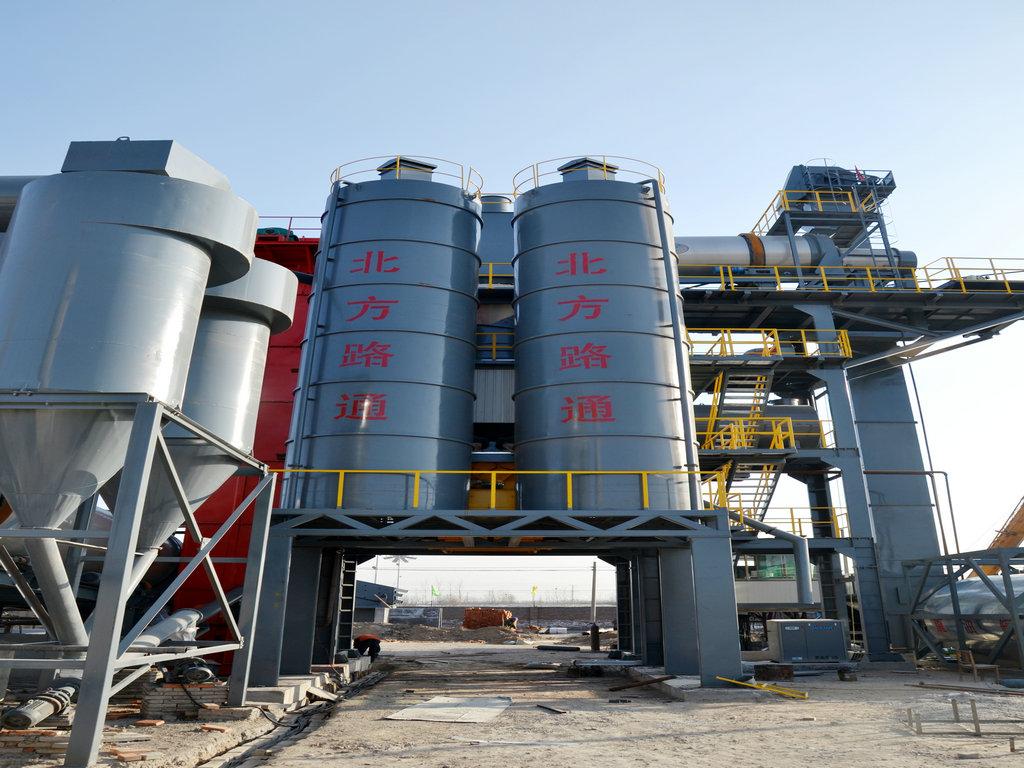LZS1000沥青再生设备